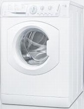 Ariston ARWL129NA 24in Washer 1.82 cu. ft. 16 Wash Cycles, Led interface display