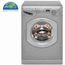 Ariston AW149NA 24in Front Load Washer Stackable 1400 RPM Spin Speed, 16 lb. wash capacity- Platinum