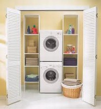 Whirlpool WFC7500VW 24in Energy Star Washer 2.3 Cu. Ft., YWED7500VW Dryer 3.8 cu, Ft.