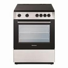 Blomberg BERC24200SS 24in Slide-In Electric Convection range with 4 functions