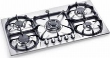 Bertazzoni Modular Series P36500X 36in Gas Cooktop with 5 Sealed Burners and Safety System