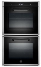 Bertazzoni Design Series FD30CONXT 30in Self Clean Convection Double Wall Oven 4.1 cu. ft.