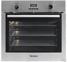 Blomberg BWOS24102SS 24in True Convection Elecric Single Wall Oven 2.3 cu. ft.