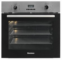 Blomberg BWOS24202SS 24in True Convection Electric Wall Oven 2.3 cu. ft. with 5 functions