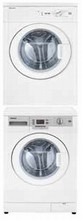 Blomberg WM87120 24in Energy Star Washer 2.35 cu. ft., Blomberg DV17542 Electric Dryer 3.7 Cu. Ft
