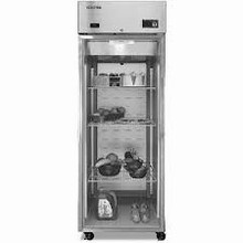 Hoshizaki CR1B-FG 28in Reach-In Refrigerator 23 cu ft Glass Door Refrigerator