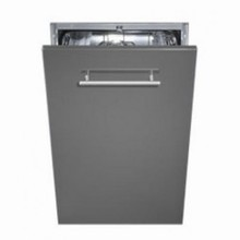 AEG FAVORIT F65478VI-S 18in Fully Integrated Dishwasher with 5 programs and top controls
