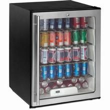 U-Line ADA24RGLS-13 ADA Series 24in Undercounter Glass Door Refrigerator 5.3 cu. ft.