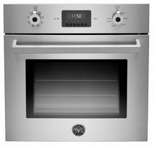Bertazzoni Professional series F24PROXV 24in Convection Electric Singel Wall Oven 2.1 Cu. Ft.