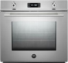 Bertazzoni Professional F30PROXV 30in Pyrolytic Self Clean Convection Wall Oven 4.1 cu. ft
