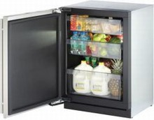 U-Line 3024RF-01 Modular 3000 Series 24in Undercounter Refrigerator 4.8 cu. ft. with 3 Slide-Out Removable Door Bins