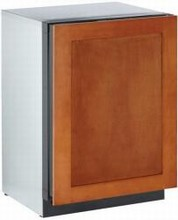 U-Line 3024RFOL-00 Modular 3000 Series 24in Undercounter Refrigerator 4.8 cu. ft. with 3 Slide-Out Removable Door Bins