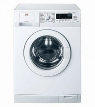 AEG Lavamat L71400 24in Washer 7KG with Advanced Fuzzy Logic Electronics 1400rpm