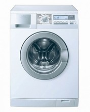 AEG Lavamat L81400 24in Washer 8KG with Advanced Fuzzy Logic Electronics and 1400 rpm spin
