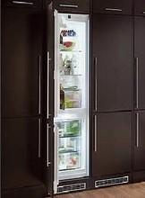 Liebherr HC1011 24in Built-In Energy Star Fully Integrated Bottom-Freezer Refrigerator 9.5 cu.ft.