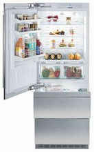 Liebherr HCB1561 30in Energy Star Fully Integrated Bottom-Freezer Refrigerator 14.1 cu.ft. with Ice Maker