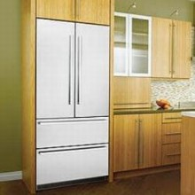 Liebherr HCB2062 36in Energy Star Fully Integrated French Door Refrigerator 18.7 cu.ft.