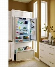 Liebherr HC2062 36in Energy Star Fully Integrated French Door Refrigerator 19.4 cu.ft.