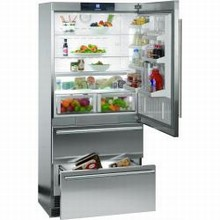 Liebherr CS2060 36in Energy Star French Door Refrigerator 19.4 cu.ft. with Ice Maker