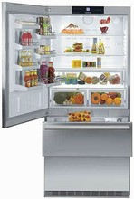 Liebherr CS2061 36in Energy Star French Door Refrigerator 19.4 cu.ft. with Ice Maker