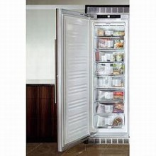 Liebherr F1051 24in Energy Star Built-in All-Freezer 9.4 cu. ft. with 7 Freezer Drawers and Ice Maker
