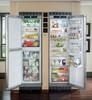 Liebherr SBS241 48in Energy Star Builti-In Side-By-Side stainless steel all fridge all freezer 23.6 cu. ft.