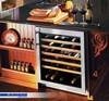 Liebherr WU5600 24in Built-in Wine Storage Cabinet Single Temperature Zone 56 Bottles Capacity