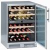 Liebherr WS4000 24in Freestanding Wine Storage Cabinet 40 Bottles Dual temperature zones