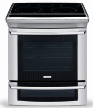 Electrolux Wave-Touch EW30IS8CRS 30in Slide-In Self Clean True Convection Induction Range 5.8 Cu. Ft.