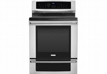 Electrolux IQ-Touch CEI30IF4LS 30in Induction Range Self Clean True Convection  5.7 Cu. Ft. oven
