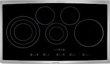 Electrolux IQ-Touch EI36EC45KS 36in Electric Cooktop 5 Flexible Radiant Elements
