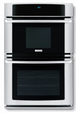 Electrolux Wave-Touch EW30MC65PS 30in Self Clean Wall Oven Microwave Combination 4.2 cu. ft.