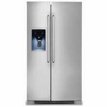 Electrolux IQ-Touch Series EI23CS65KS 36in Energy Star Counter-Depth Side by Side Refrigerator 22.6 cu. ft.