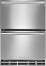 Electrolux ICON Professional E24RD75KPS 24in Undercounter Double Drawer Refrigerator 4.74 cu. ft.