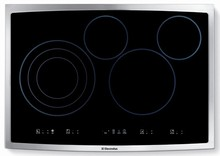 Electrolux IQ-Touch EI30EC45KS 30in electric Cooktop 4 cooking Zones and IQ-Touch Controls