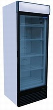 IceStream IS-O 30in Optima Reach-In Refrigerator 26 cu. ft. with swing glass door and wire shelves