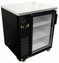 CoolBar BB-100 33in Back Bar Cooler 8.2 cu. ft. 315 bottles (0.33L) Capacity