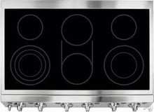 Electrolux Icon Series E36EC75HSS 36in slide-in Electric Cooktop with 6 Flexible Elements