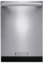 Electrolux ICON E24ID74QPS Energy Star 24in Built-In dishwasher with 5 Wash Cycles, Nylon-Coated Racks
