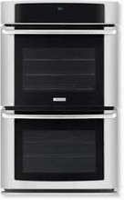 Electrolux Wave-Touch EW30EW65PS 30in Self Clean Convection double Wall Oven 2 x 4.2 cu.ft