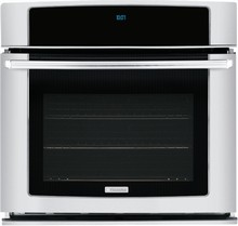 Electrolux IQ-Touch EI30EW35PS 30in Single Wall Oven 4.8 cu. ft., Perfect Convect3, Fast Preheat, Luxury-Glide Oven Rack