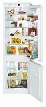 Liebherr HC1001B 24in  Energy Star Fully Integrated Dual Temprature zones Bottom-Freezer Refrigerator 9.5 cu.ft.