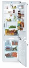 Liebherr HC1070 24in Energy Star Fully Integrated Dual Compressors, Dual Temprature Zones Bottom-Freezer Refrigerator 9.5 cu.ft