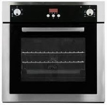 Fagor 6HA196BX 24in European Convection Wall Oven 1.98 cu. ft. 4 Cooking Programs