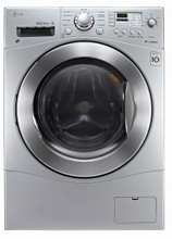 LG WM3477HS 24in All In One Ventless Washer/ Dryer Combo 2.6 cu. ft. Internal Water Heater