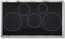 Electrolux Icon Series E36IC80QSS 36in Induction Cooktop with 5 Induction Zones