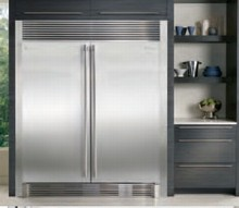 Electrolux ICON Professional E32AR85PQS-E32AF85PQS 64in built-in All-Refrigerator All Freezer