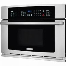 Electrolux Wave-Touch EW30SO60QS 30in Built-In Convection Microwave 1.5 cu. ft. with Drop-Down Door