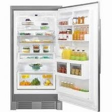 Electrolux IQ-Touch EI32AR80QS 32in built-in All- Refrigerator with 3 Adjustable SpillSafe Glass Shelves