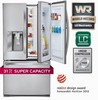 LG LFXS30766S 36in ENERGY STAR French DOOR-IN-DOOR Refrigerator 29.6 Cu.Ft.